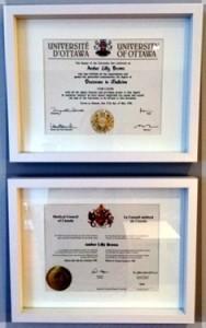 diplomas a